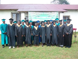 The WWTC-Kenya Graduating Class of 2013