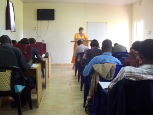 Rev. Jennie Teaching on Hindrances to Leadership Success