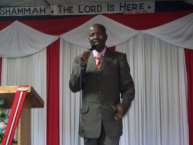 Rev. Stephen Auchi -- Outreach Department