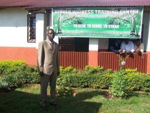 Rev. Benson Lyanda, Dean of Student Affairs